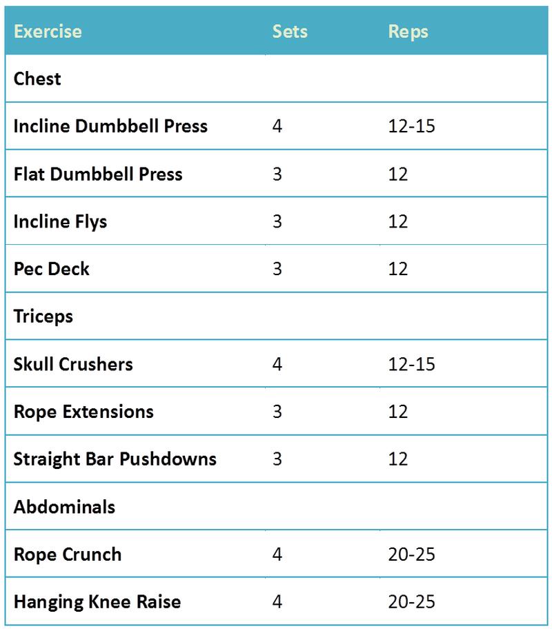 The Rack Workout Routine Pdf Infoworkout Co